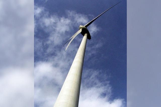 Die Debatte um Windkraft beginnt