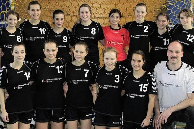ESV-Handballerinnen in der Finalrunde