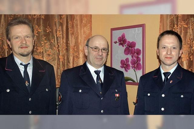 Feuerwehr mit besonderer Sachkenntnis