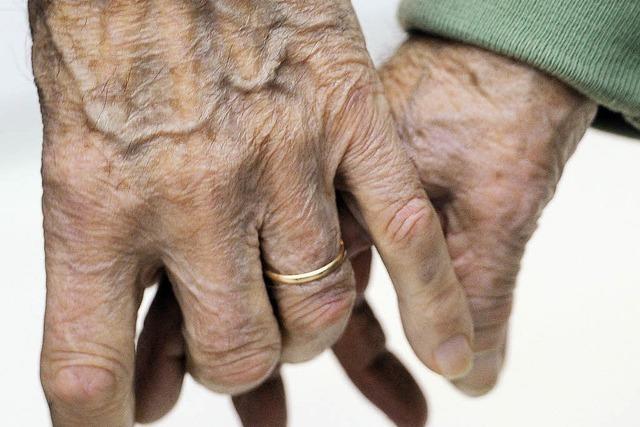 Alzheimer: Vom Umgang mit einem Schicksalsschlag