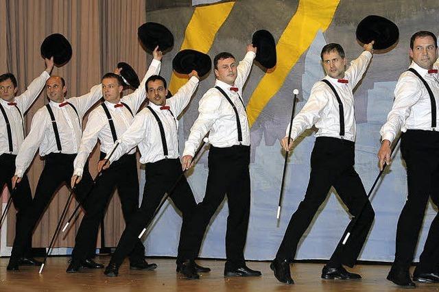 DSDS – das Sexauer Ballett siegt