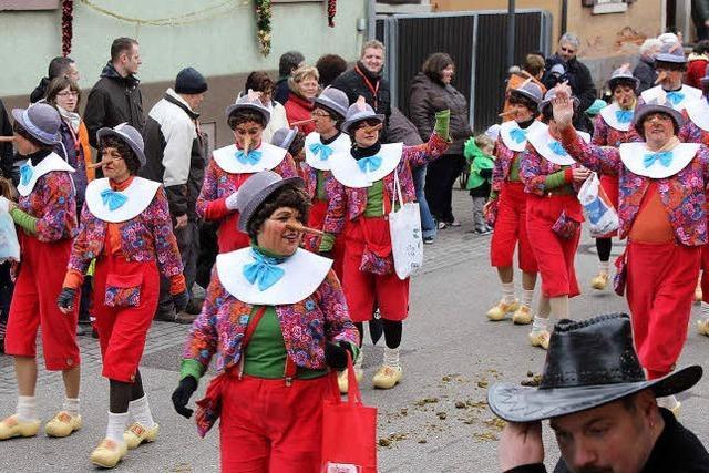 Altdorf fest in Narrenhand