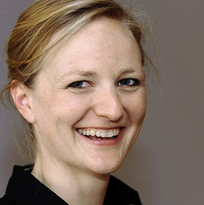 Mit dabei:  Europaabgeordnete Franziska Brantner  | Foto: rita eggstein