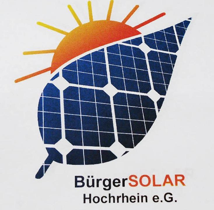 Aus mehreren Vorschlägen für ein Logo ...führung von Sonne und Solarzellen aus.  | Foto: Rolf Reißmann