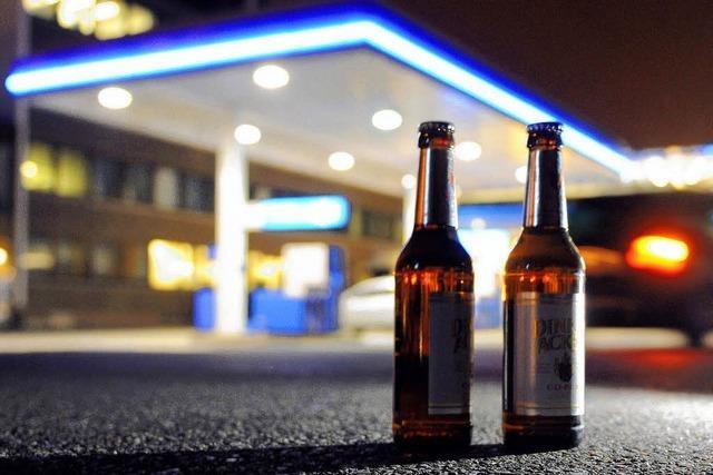 SPD-Parteitag soll über Alkoholverbot entscheiden