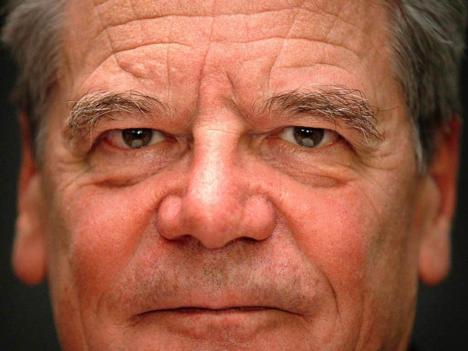Joachim Gauck  | Foto: dapd