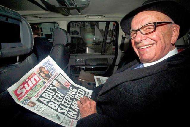 Murdoch lanciert Sonntagsausgabe der