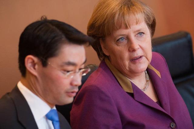 Gauck-Kür: Koalitionskrach wird für Schwarz-Gelb zur Belastung