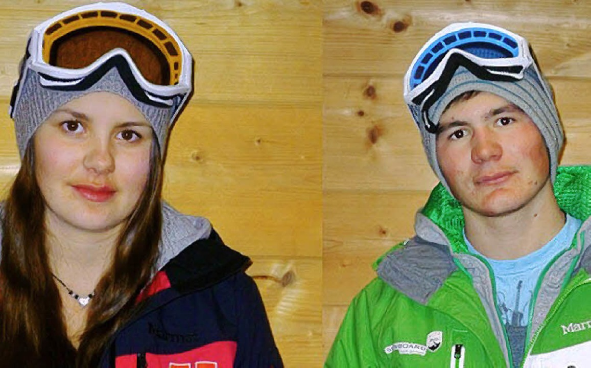 Luca  und Paul Berg  | Foto: svd