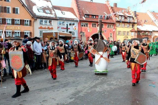 Fotos: Fasnetumzug in Löffingen