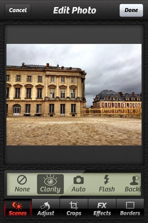 Camera+ bietet zahlreiche Funktionen für perfekte Bilder.  | Foto: IDG