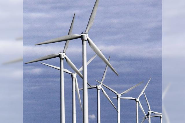 Lieber Windpark als Einzelstandorte