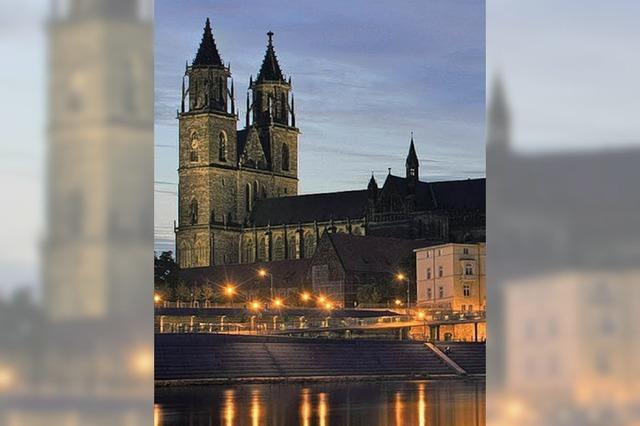 Oster-Kurzurlaub in Magdeburg