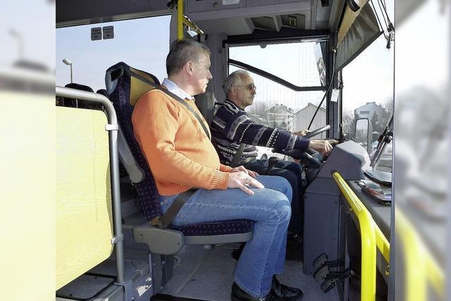 Busfahrer sind gefragt – Ausbildung inklusive