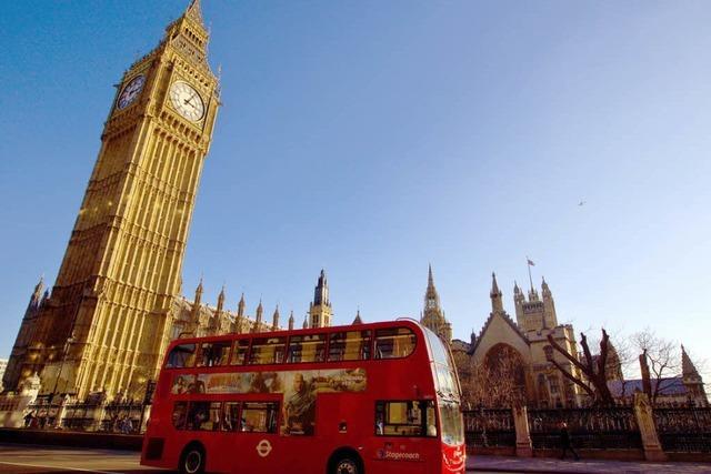 Sightseeing in London leichtgemacht