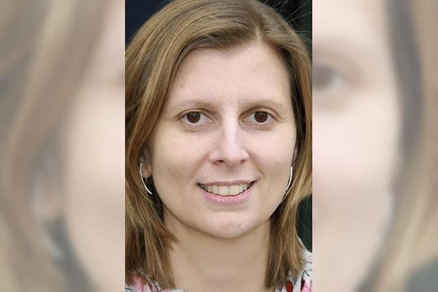Christina Fessler jetzt Leiterin