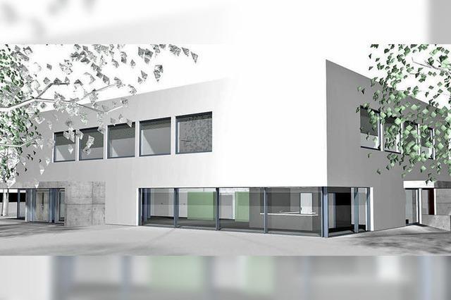 Pläne für die Halle werden konkreter