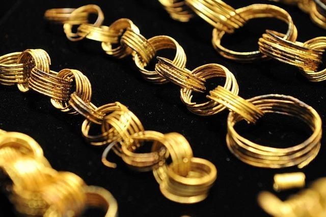 Goldschatz von Syke: Eine Spur nach Innerasien