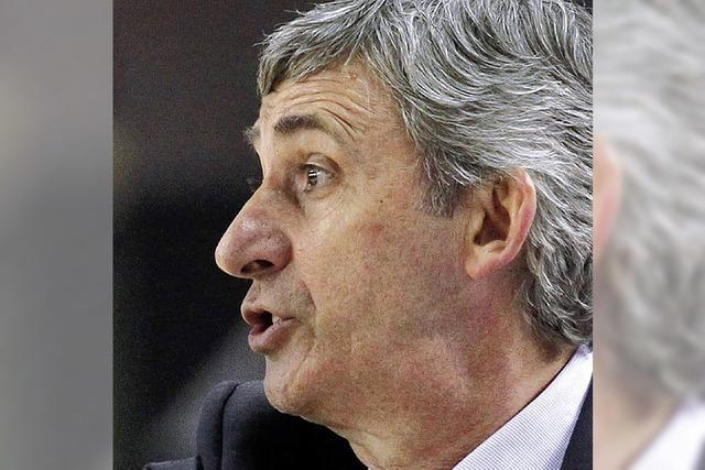 Svetislav Pesic kehrt zurück