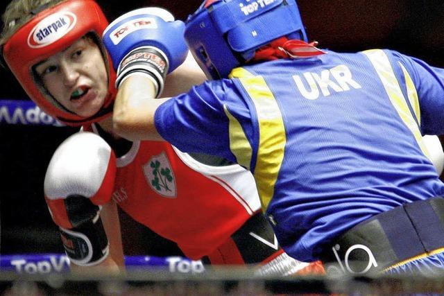 Boxerinnen: Kein Rock im Ring