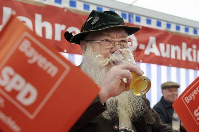 Politischer Aschermittwoch: SPD träumt von der Macht