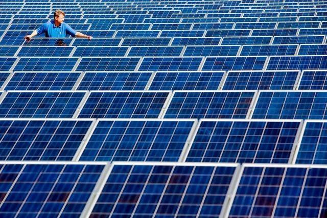 Solarförderung in Deutschland: Erfolgreich, aber teuer