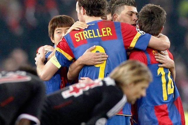 Basel gegen Bayern:
