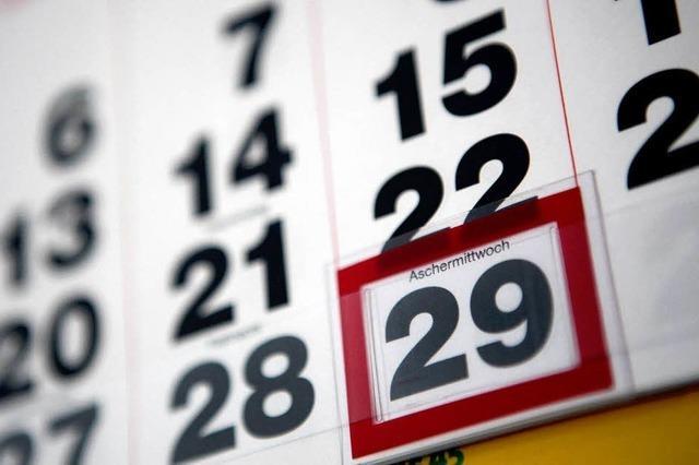 Zisch erklärt das Schaltjahr