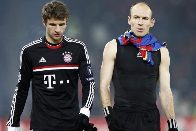 Basel schlägt Bayern mit 1:0 – Kehrausstimmung in München