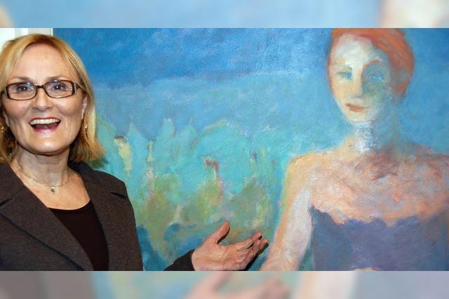 Christine Beck mit Farbwelten
