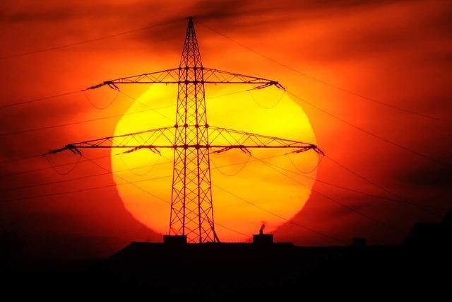 Sonnenkraft braucht einen Windstoß