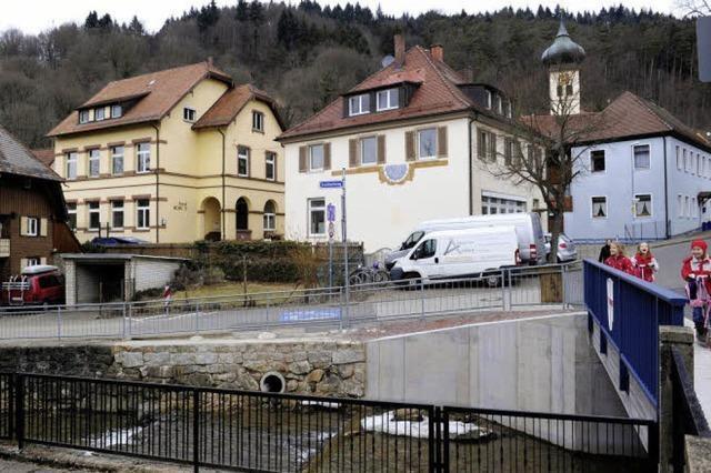 Kinderlernhaus zieht in alte Schule