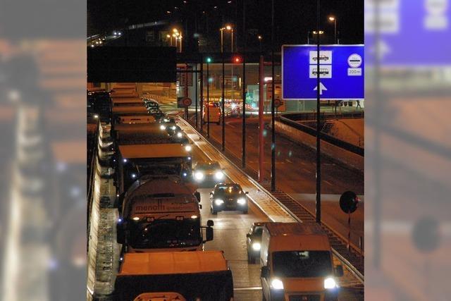 Tunnelsperrung führt zum Infarkt