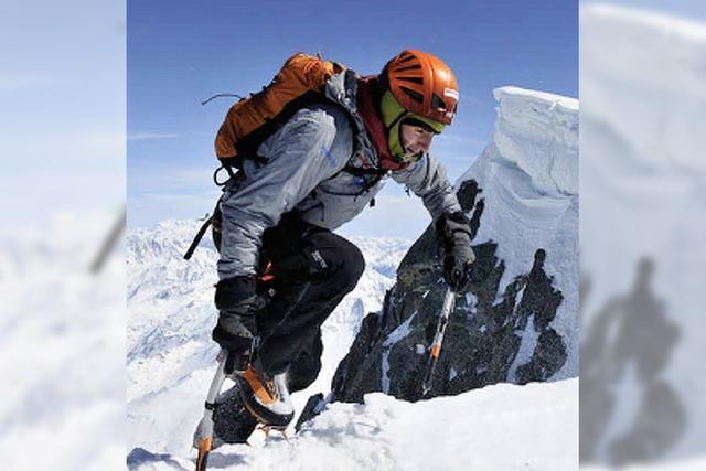 Bergsteiger Ueli Steck: Er liebt das Risiko und das Tempo
