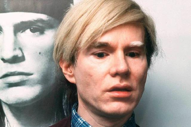 Andy Warhol auf Arte: Sphinx ohne Geheimnis