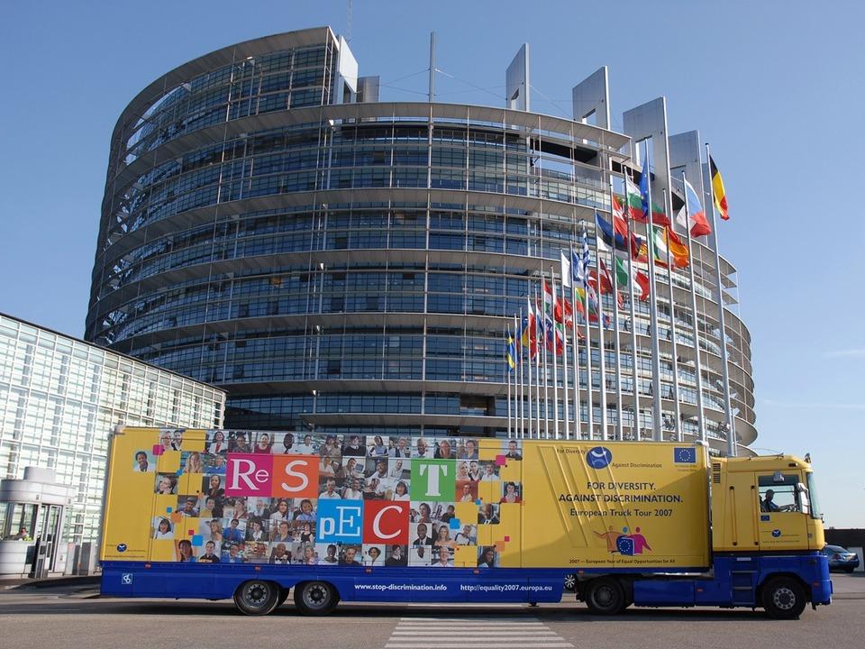 Im EU-Parlament geht es wegen ACTA heiß her.  | Foto: IDG