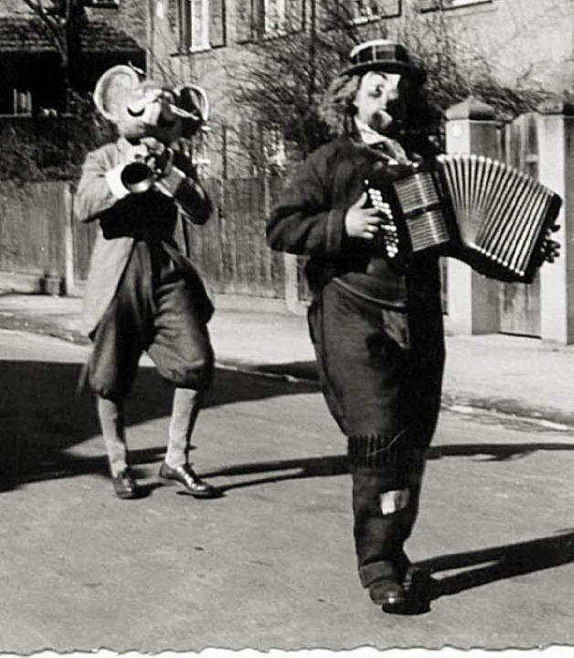 Albert und Heinz Weiss    Foto: Privat