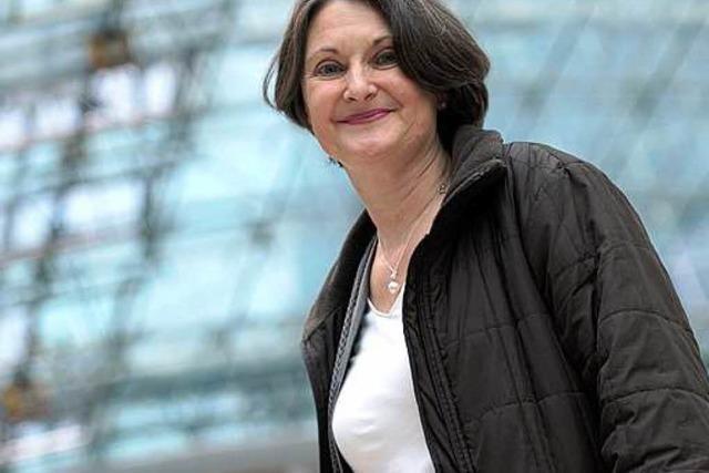 Regierungspräsidentin Bärbel Schäfer: