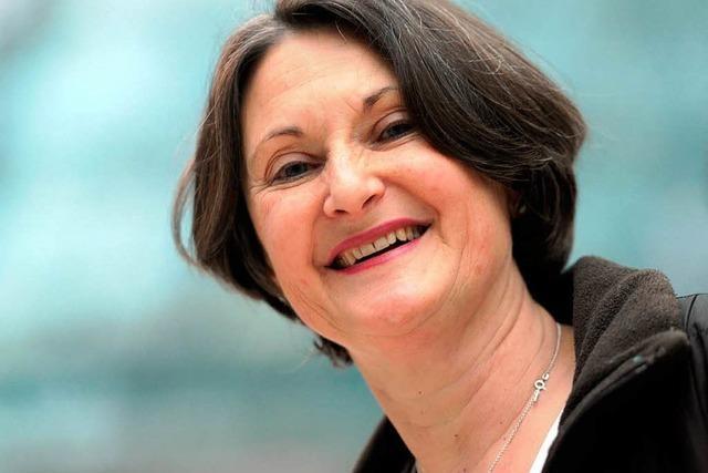 Die künftige Regierungspräsidentin kommt aus dem Freiburger Rathaus