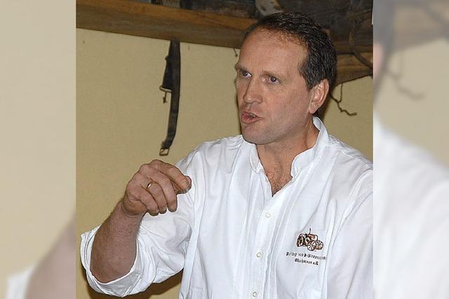 Markus Duri Vorsitzender