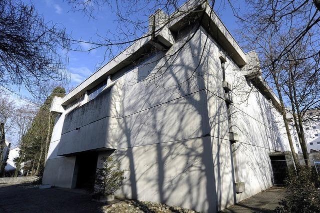 St. Elisabeth in Zähringen - eine Kirche wird zur Wohnanlage