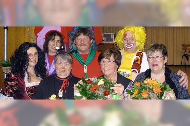 Bunte Party für 33 Zwergen-Jahre
