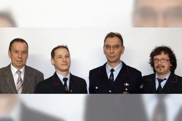 Christian Noll ist neuer Feuerwehrchef