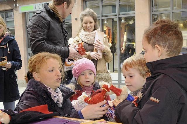 Puppenparade ist eine Herzenssache