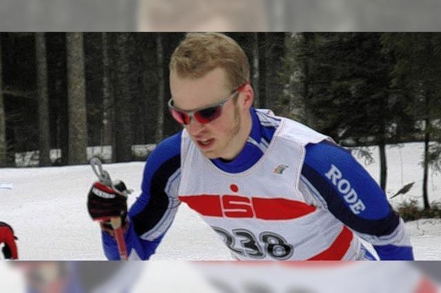 Medaillenflut im Skistadion Isny