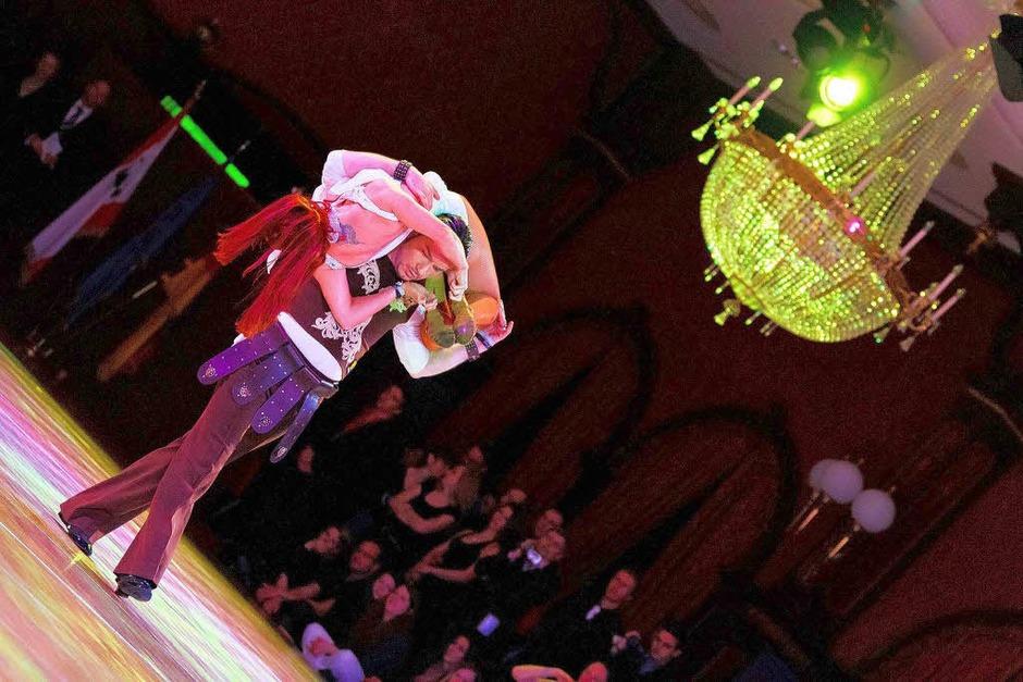 Deutschlands größtes Tanz-Event: Das Euro-Dance-Festival in Rust. (Foto: Dominic Rock)