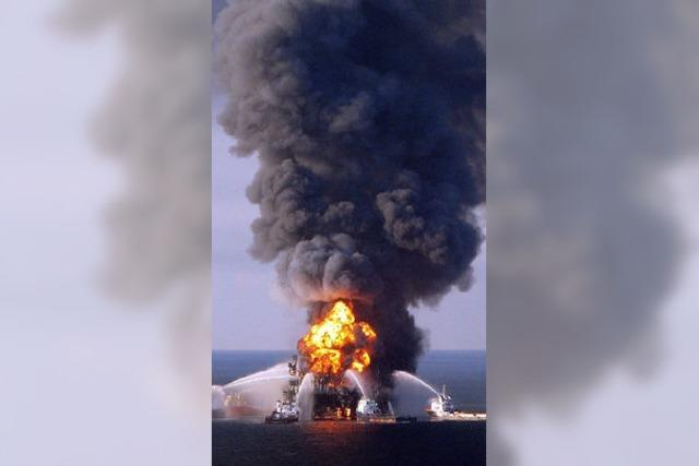 Schadenersatzprozess nach Bohrinsel-Explosion