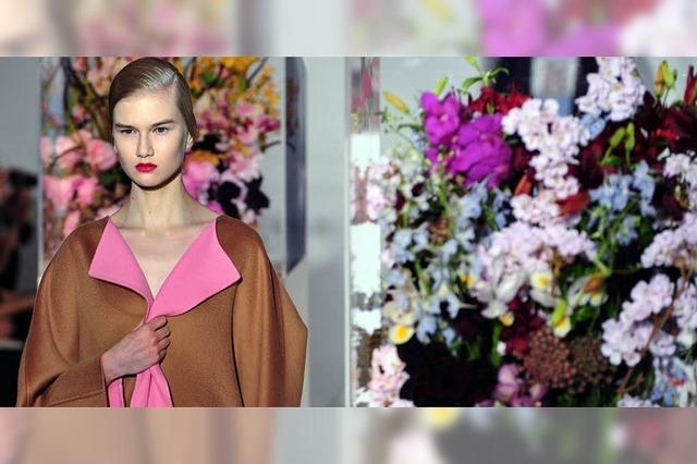 Wintertrends bei der Mailänder Modewoche