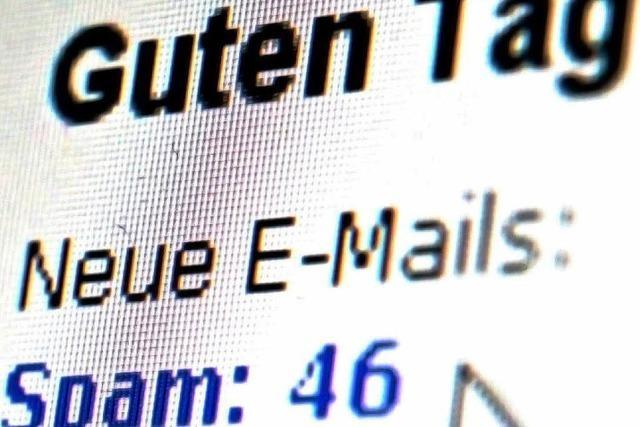 BND liest immer mehr Spam-Mails
