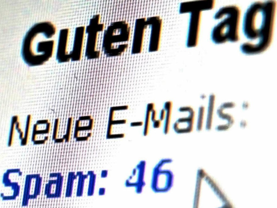 Der deutsche Auslandsgeheimdienst kont... – und liest dabei oft nur Spam.  | Foto: dpa-tmn